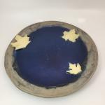 Bell_02 - Floating Leaves Platter