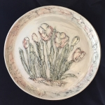 Bell_05  - Tulip Platter