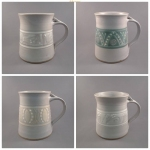 Drinking - Generous 14 ounce mugs