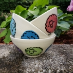 Sheep bowls