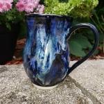 Multi Blue mug